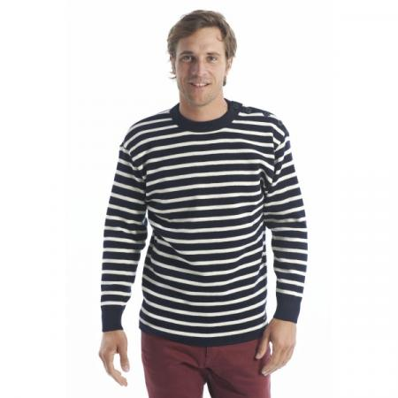 Armor Lux Pullover Fouesnant 2915 dunkel