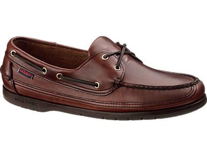 Sebago Schooner Brown