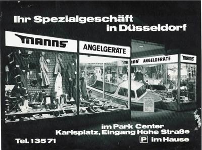 manns wassersport düsseldorf